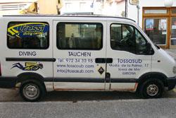 La furgoneta |TossaSub
